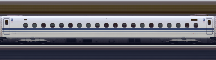 Line scan photo of Shinkansen N700A Series Set G13 in 2017, car 06.png