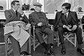 Lino Ventura, Jean Gabin & Alain Delon — Le Clan des Siciliens.jpg