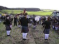 Lisbeg Pipe Band, Garvaghy - geograph.org.uk - 1225002.jpg