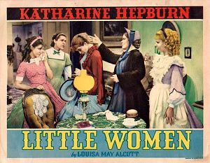 Little Women (1933 film) - Lobby card