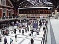 Liverpool Street railway station concourse - DSC06909.JPG