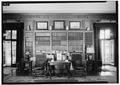 Living Room, Side Panel, July 1941. - Springwood, Hyde Park, Dutchess County, NY HABS NY,14-HYP,5-30.tif