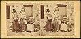 Llanberis, Group of Three Welsh Peasants MET DP73181.jpg