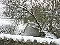 Llanmaes Brook, Llanmaes - geograph.org.uk - 1149069.jpg