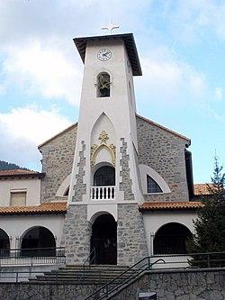 Llodio - Areta, iglesia de Santa Ana 1.jpg