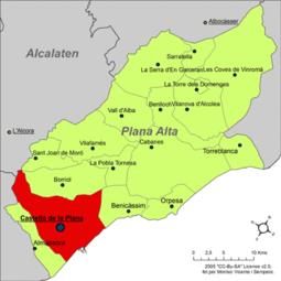 Grao de castell n wikipedia la enciclopedia libre - El tiempo en almazora castellon ...