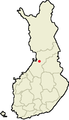Location of Muhos in Finland.png