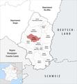 Locator map of Kanton Guebwiller.png