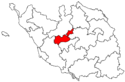 Locator map of the canton de La Roche-sur-Yon-I (in Vendée).png