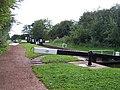 Lock 57, Worcester to Birmingham Canal, near Tylers Lock - geograph.org.uk - 31969.jpg