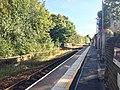 Lockwood station platform, October 2020.jpg