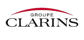 Clarins French luxury cosmetics company