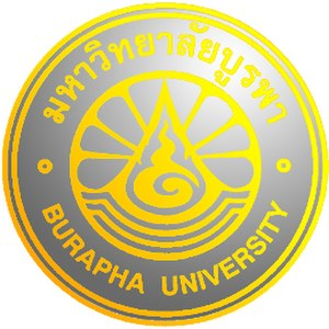 Burapha University - Image: Logo buu