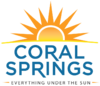 Official logo of Coral Springs, Florida