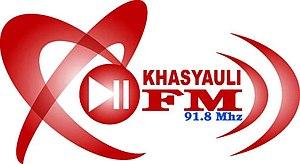 Logo of Khasyauli FM.jpg
