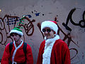 Loitering santas (3105761585).jpg