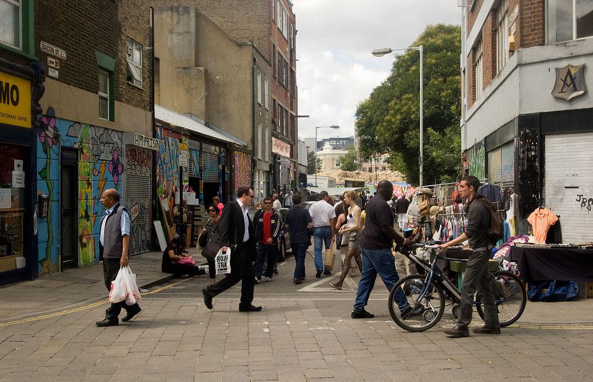 Brick Lane Market - Wikipedia