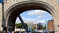 London Borough of Tower Hamlets. Widok z mostu Tower Bridge - panoramio.jpg