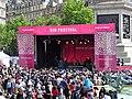 London June 8 2019 (76) Eid Trafalgar Square Mayor Sadiq Khan (48026096301).jpg
