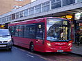 London United DLE21 on Route H98, Hounslow, 25-02-14 (12776638234).jpg