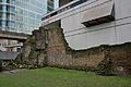 London wall outside the Museum of London 5.jpg