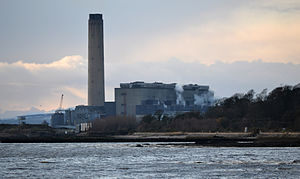 Longannet power station - Longannet power station in 2011