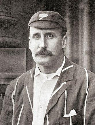 Martin Hawke, 7th Baron Hawke - Lord Hawke c. 1899