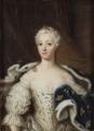 Lovisa Ulrika, 1720-1782, drottning av Sverige, prinsessa av Preussen, gift med kung Adolf Fredrik - Nationalmuseum - 39219.tif