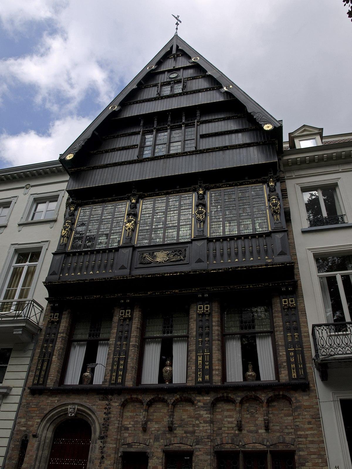 Minderbroedersstraat Brugge Wikipedia