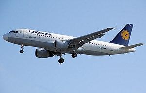 Lufthansa Flight 2904 - Airbus A320