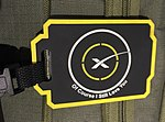 Luggage tag Spacex ASDS Of course I still love you.jpg