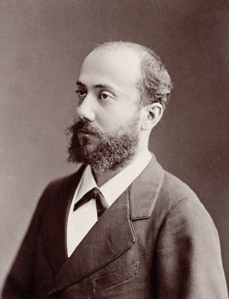 Alexandre Luigini - Alexandre Luigini, ca 1880, by Nadar, Bibliothèque nationale de France