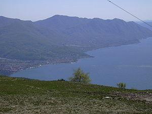 Germignaga - Image: Luino