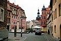 Lutherstadt Eisleben, Knappenbrunnen und Kupferklause.jpg