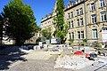 Luxembourg, bd Roosevelt, place devant anc. Ste Sophie (3).jpg