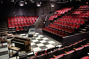 The Lyric Stage Company of Boston - Inside the theatre of the Lyric Stage