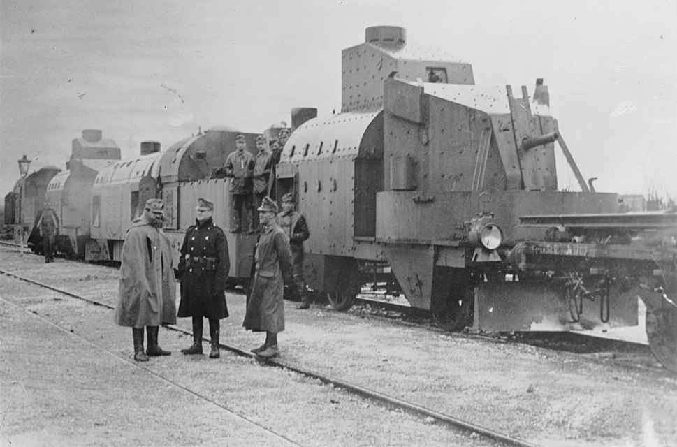 MÁV armoured train