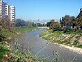 Müftü River in Mersin.JPG
