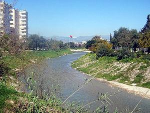 Efrenk River - Image: Müftü River in Mersin