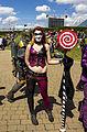 MCM London 2014 - Harley Quinn (14266688341).jpg