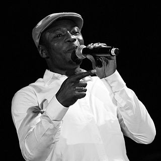 MC Solaar French recording artist, rapper