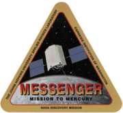 MESSENGER mission emblem.png