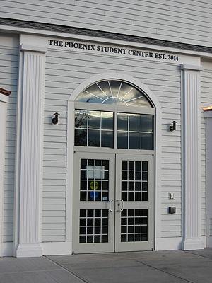 Manlius Pebble Hill School - The Phoenix Student Center