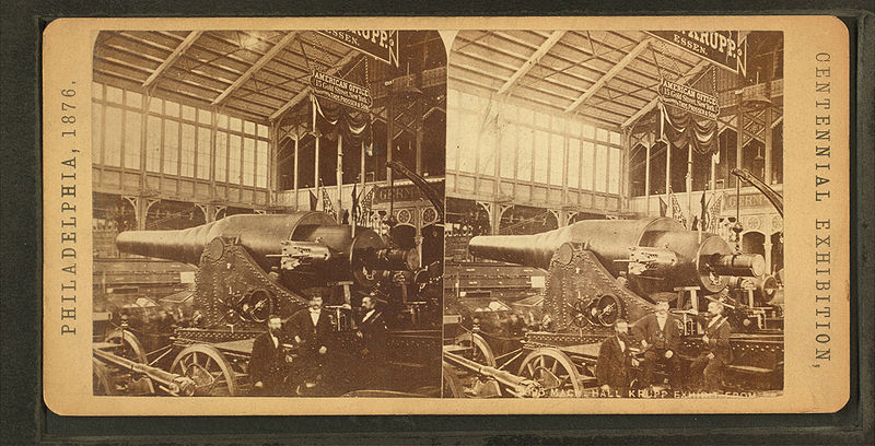 File:Machinery Hall, Krupp exhibit, from Robert N. Dennis collection of stereoscopic views.jpg