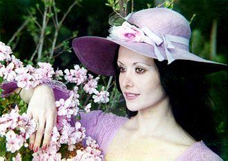 Madeline Hartog-Bel - Madeline Hartog-Bel in 1975