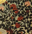 Madonna of the Roses, by Pseudo-Pier Francesco Fiorentino, Florence, c. 1485-1490, tempera on panel - San Diego Museum of Art - DSC06650 - detail.JPG
