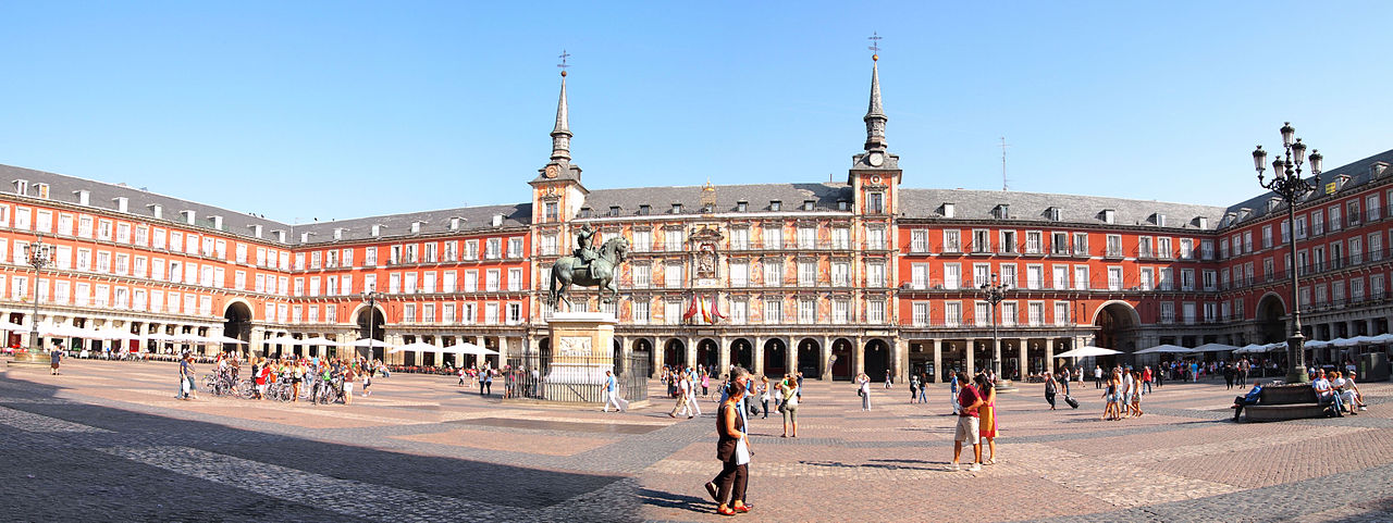 Original file ‎ (6,270 × 2,354 pixels, file size: 2.02 MB, MIME ...: https://commons.wikimedia.org/wiki/file:madrid_-_plaza_mayor_2012.jpg