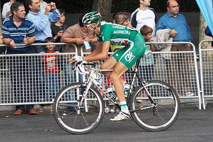 Combative Rider Tour France Thomas De Genft