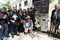 Madrid rinde homenaje a sus 450 víctimas de los campos de exterminio de Hitler 09.jpg
