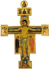Crucifix du Maestro del Bigallo